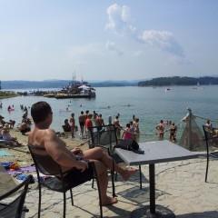 Класно на пляжі